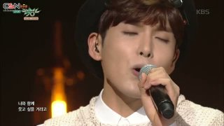The Little Prince (Music Bank Solo Debut Live) - Ryeowook