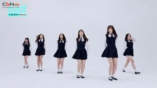 Rough (Mirrored Choreography) - GFriend