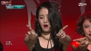 No Love; Hate (M Countdown Comeback Stage Live) - 4Minute