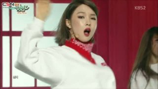 No Love; Hate (Music Bank Comeback Stage Live) - 4Minute