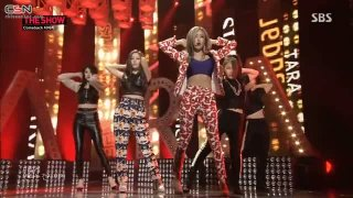 I Don't Want You; Sugar Free (SBS The Show Live) - T-Ara