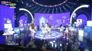 MoMoMo (Music Bank Debut Stage Live) - Cosmic Girls
