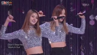 Up & Down; Hot Pink (Open Concert Live) - EXID
