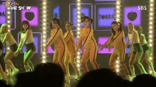 Little Apple (SBS The Show Live) - T-Ara