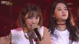 Hate (Open Concert Live) - 4Minute