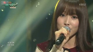 Cherish (Music Bank Live) - Yuju; Sunyoul
