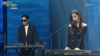 Gold (Show KBS Music Bank Live) - Hyomin