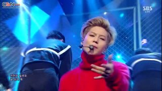 Drip Drop (Inkigayo Goodbye Stage Live) - Taemin