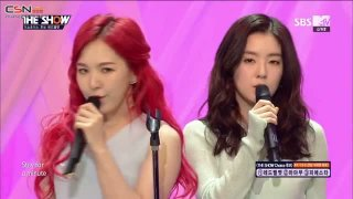 One Of These Nights (The Show Comeback Stage Live) - Red Velvet