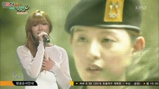 Once Again (Music Bank Descendants Of The Sun Special Stage Live) - Mad Clown; Dawon