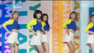 Liar Liar (Music Core Comeback Stage Live) - Oh My Girl