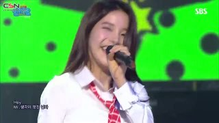 Taller Than You; You're The Best (Inkigayo Goodbye Stage Live) - Mamamoo