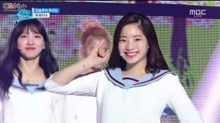 Me Gustas Tu (Music Core 500th Special Live) - Twice