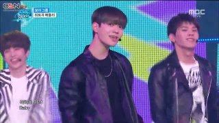 12:30; Her; Love Me Right (Music Core 500th Special Live) - Up10tion
