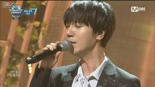 Here I Am (M Countdown Debut Stage Live) - Yesung