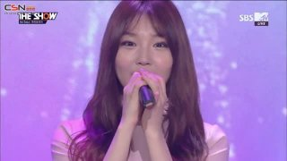 When The Cherry Blossoms Fade (The Show Debut Stage Live) - I.O.I