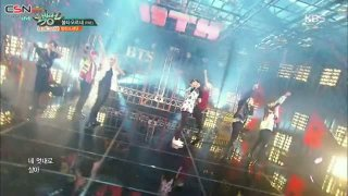 Fire (Music Bank Comeback Stage Live) - BTS