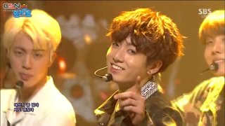 Save Me; Fire (Inkigayo Comeback Stage Live) - BTS