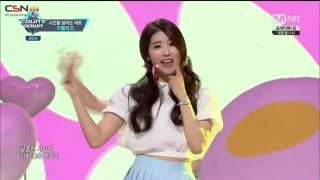 Kissing You (M Countdown Special Stage Live) - Lovelyz