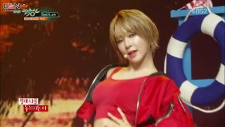 10 Seconds; Good Luck (Music Bank Comeback Stage Live) - AOA