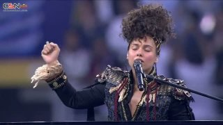 Medley (UEFA Champions League 2016 Final Opening Ceremony Live) - Alicia Keys
