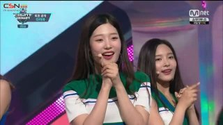 On The Road (M Countdown Comeback Stage Live) - DIA