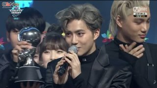 Monster (M Countdown No.1 Stage Live) - EXO