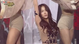 String; I Like That (Music Bank Comeback Stage Live) - Sistar
