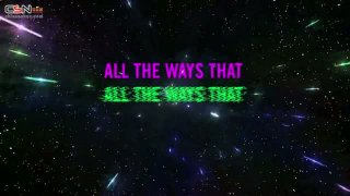 All The Ways Love Can Feel (Lyric Video) - Maxwell
