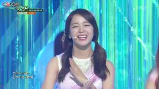 Diary; Wonderland (Music Bank Debut Stage Live) - Gugudan