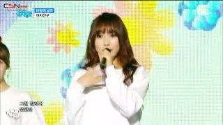 Gone With The Wind; Navillera (Music Core Comeback Stage Live) - GFriend