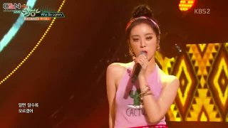 Why So Lonely (Music Bank Live) - Wonder Girls