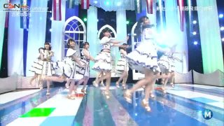Hadashi De Summer (裸足でSummer) + Talk @ Music Station 2016.07.29 - Nogizaka46