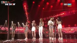 Whatta Man (The Show No.1 Stage Live) - I.O.I