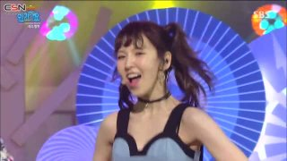 Lucky Girl; Russian Roulette (Inkigayo Comeback Stage Live) - Red Velvet