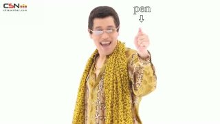 PPAP (Pen Pineapple Apple Pen) - Piko-Taro