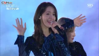 Lion Heart; Gee (Busan One Asia Festival Live) - Girls' Generation