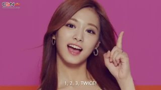 Lotte Duty Free - TWICE