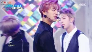 Blood Sweat & Tears (Music Core Live) - BTS