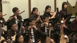 Medley Of Love Songs - Raffles Alumni Chinese Orchestra