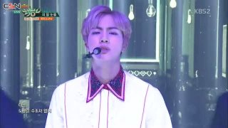 Blood Sweat & Tears (Music Bank Live) - BTS