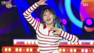Russian Roulette (Inkigayo Busan One Asia Festival) - Red Velvet
