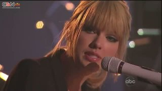 Back To December; Apologize (AMA Live 2010) - Taylor Swift