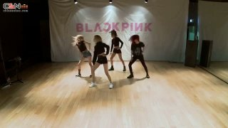 Playing With Fire (Dance Practice) - BlackPink