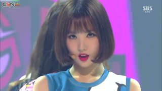 Taxi (Inkigayo Special Stage Live) - Sunny Girls