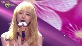 Flower Road (Inkigayo Debut Stage) - Sejeong