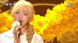 Flower Road (The Show Debut Stage) - Sejeong