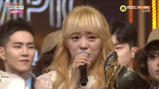 Flower Road (Show Champion No.1 Stage Live) - Sejeong