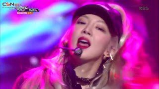 Mystery (Music Bank Debut Stage) - Hyoyeon