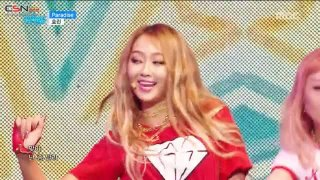 Paradise (Music Core Goodbye Stage Live) - Hyorin